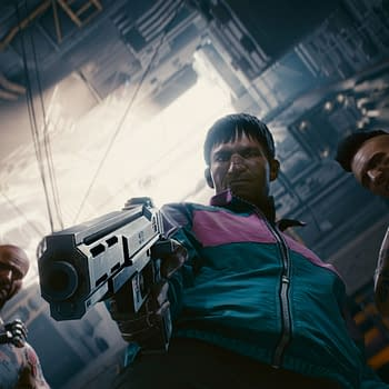 The Team For Cyberpunk 2077 is Nearly Double That of The Witcher 3