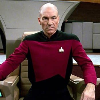 Sir Patrick Stewart to Return to Star Trek in a New Series