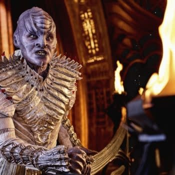 Neville Page Shares 'Star Trek: Discovery' Klingon Boots Details