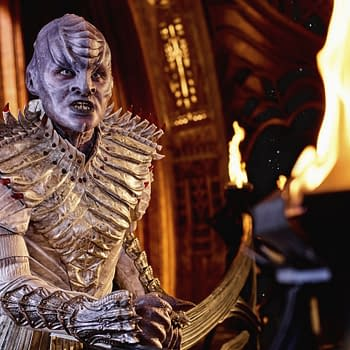 Neville Page Shares Star Trek: Discovery Klingon Boots Details