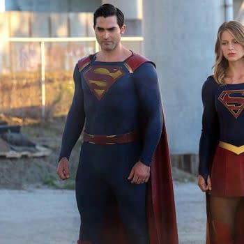 Tyler Hoechlin Will Return as Superman for the Arrowverse Crossover