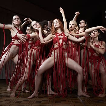 Dakota Johnson Says It Was Terrifying to Dance in Front of a Crowd for Suspiria