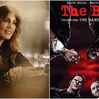 'The Boys': NCIS AlumJennifer Esposito Joins Amazon Series Adaptation