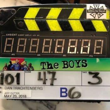 "The Boys EP/Showrunner Eric Kripke Talks Keeping Comic's ""Punk Rock Provocative"" Tone"