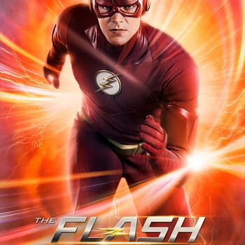 The CW Releases The Flash Season 5 New Suit Promo
