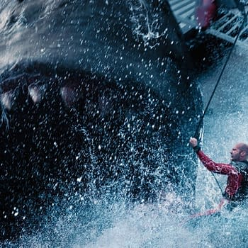 The Meg Review: A Popcorn Movie that Keeps to the Shallows