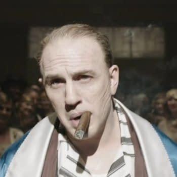 Josh Trank Shares Image of Tom Hardy as Al Capone from 'Fonzo'