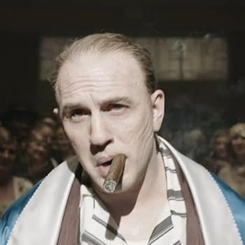 Josh Trank Shares Image of Tom Hardy as Al Capone from Fonzo