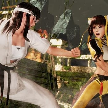 Koei Tecmo Launches the Dead Or Alive 6 Demo on PS4