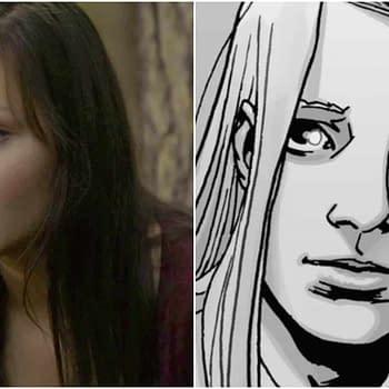 The Walking Dead Season 9: Castle Rocks Cassady McClincy Cast as Alphas Daughter Lydia