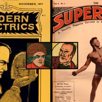 Super Weird Heroes v2.3: Who Will Be The Man of Tomorrow?