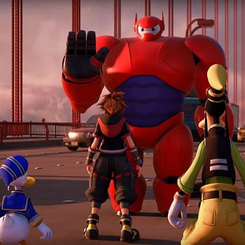 Kingdom Hearts 3 Gets New Big Hero 6 Trailer Alongside VR Experience Announcement