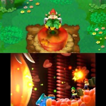 Nintendo Announces Four New 3DS Games