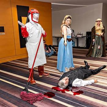 Dragon Con: A Violent Delight of Westworld Cosplay
