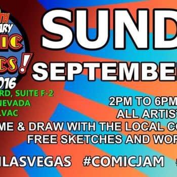 Daily LITG – 16th September 2018 – Joe Quesada Vs ComicsGateKeepers