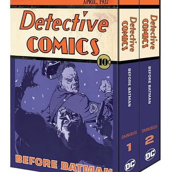 Detective Comics #1-26 Reprinted At Last Plus A Shocking Revelation Which Will Rewrite DC History