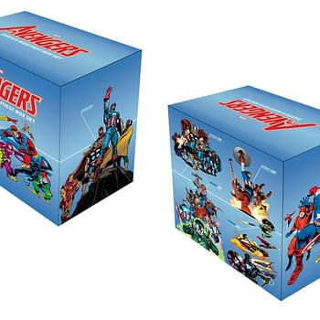 Is $500 Too Much for an Avengers Comics Box Set What if Its Over 2600 Pages