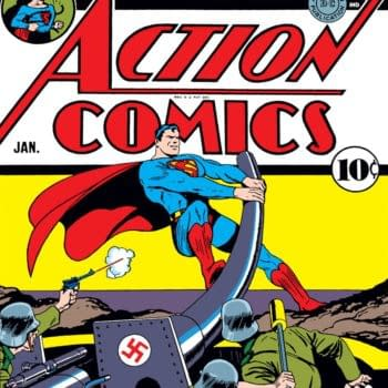 Tom King, Andy Kubert, Superman, Sgt. Rock, and Punching Nazis in Their Stupid Faces