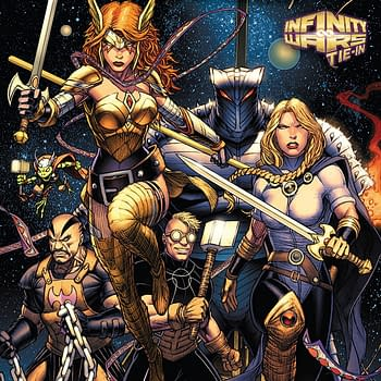 Asgardians of the Galaxy #1 Advance Review: Shallow Fun Action