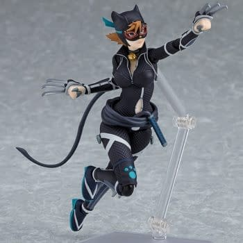 Catwoman Ninja Figma Figure Good Smile 2
