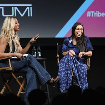 #TribecaTVFestival: Rosario Dawson Wants to be a Klingon in Picards Show