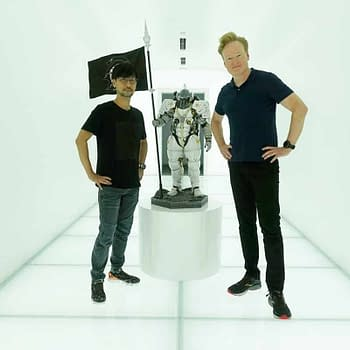 Conan OBrien is Planning Something with Hideo Kojima in Japan