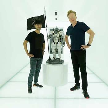 Hideo Kojima &#038 Death Stranding PR Rep Aki Saito Cameo In Control