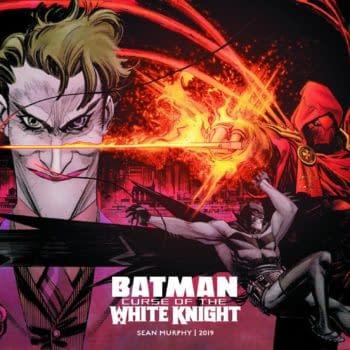 That New Sean Gordon Murphy Series is Actually Batman: Curse of the White Knight