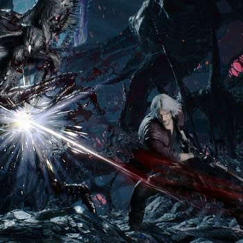 Capcom Celebrates Positive Devil May Cry 5 Reviews