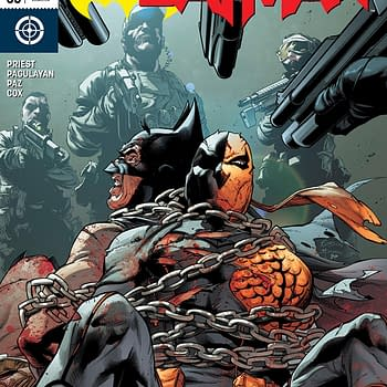 Deathstroke #35 Review: Doubling Back on Some of the Boldness