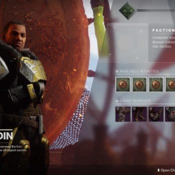 Destiny 2: Forsaken's First Iron Banner Event Starts Next Week