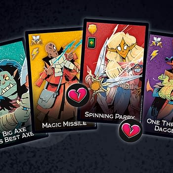 Dungeons &#038 Dragons Announces New Card Game with Dungeon Mayhem