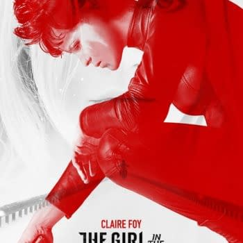 New Trailer for Claire Foy in 'The Girl In The Spider's Web'