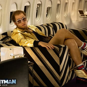 Wanna See Taron Egerton as Elton John in Rocket Man