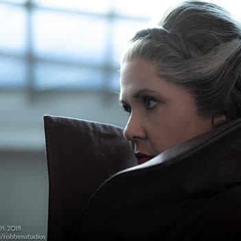 Dragon Con: General Leia Cosplay Thatll Make You Cry