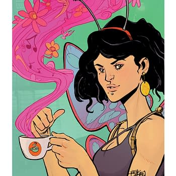 Magical Girls-Gone-Bad in Fair Trade a ComiXology Original by Tini Howard and Eryk Donovan