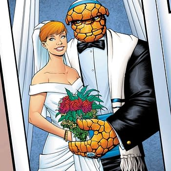 Gail Simone Writes Fantastic Four Wedding Special #1