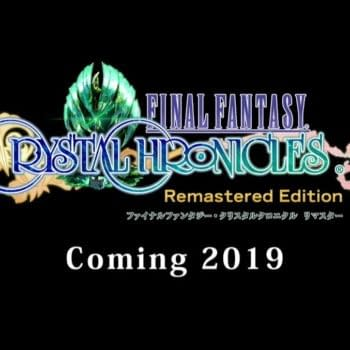 Final Fantasy Crystal Chronicles: Remastered Edition is Coming to PS4