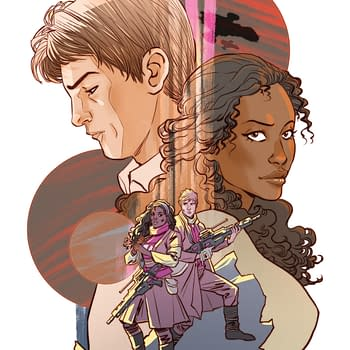 Marguerite Sauvage Draws the Cast of Firefly for Firefly #2 Variant
