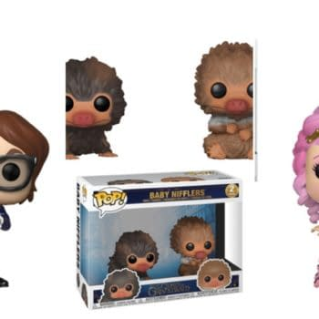 Funko Round-Up: Fantastic Beasts, Austin Powers, Nutcracker, and more!