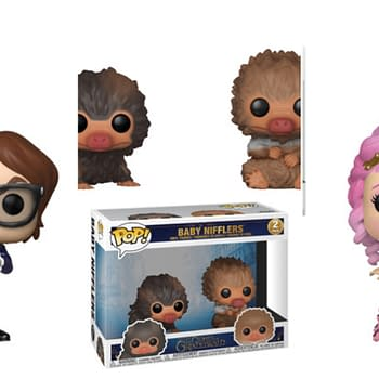 Funko Round-Up: Fantastic Beasts Austin Powers Nutcracker and more