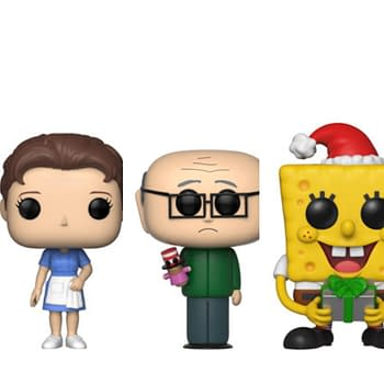 Funko Round-Up: Holiday Spongebob Star Wars South Park Flash Destiny and More