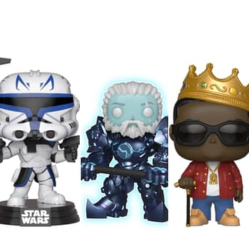 Funko NYCC Reveals Wave 2: Marvel Music Gaming and Star Wars