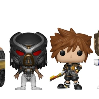 Funko NYCC Exclusives Wave 4: Movies Anime and Disney