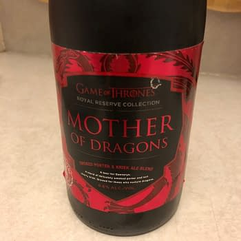 Red Wedding Brew: We Review Game Of Thrones Mother of Dragons Beer