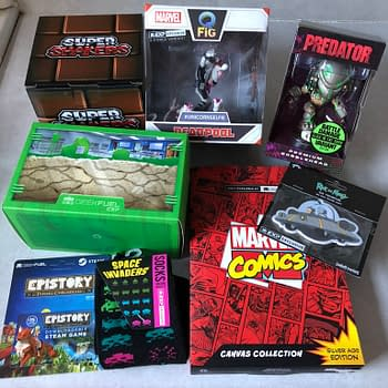 Whats in the Box: Geek Fuel EXP Vol. 2