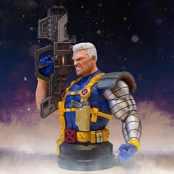 Cable Gets a New Classic Bust From Gentle Giant