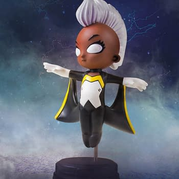 Storm is the Latest Marvel Animated Statue From Gentle Giant