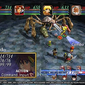 Getting a Grand Preview of Grandia and Grandia II HD Remaster at PAX West