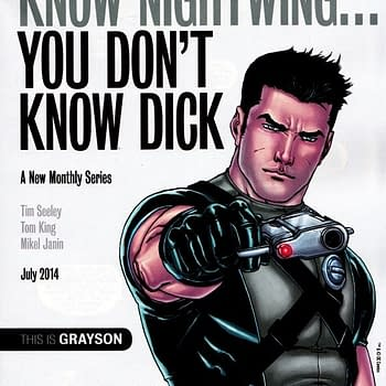 Daily LITG &#8211 12th September 2018 &#8211 Nightwings Dick Exploded Overnight
